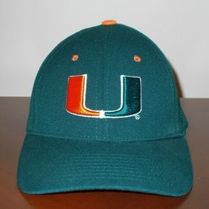 Zephyr Miami Hurricanes Hat